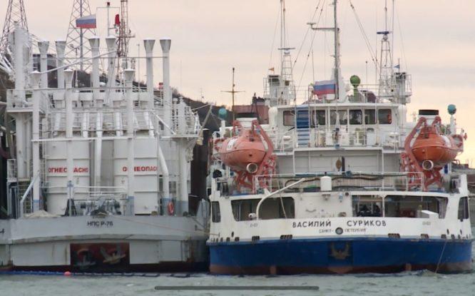 Бензин в Норильск теперь доставляют и зимой –  Северным морским путем